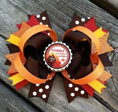 thanksgiving hair bows best 25 thanksgiving hair bows ideas on ribbon bows