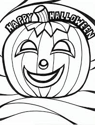 6 extraordinary happy halloween coloring pages ngbasic