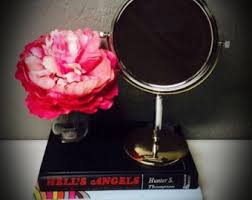 Two Sided Vanity Mirror Two Sided Mirror Etsy