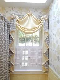 bathroom window coverings ideas 111 best valances images on window coverings curtain