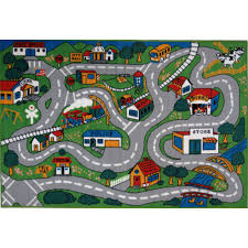 Kids Room Rugs by Fun Rugs Children U0027s Fun Time Collection Country Fun Walmart Com