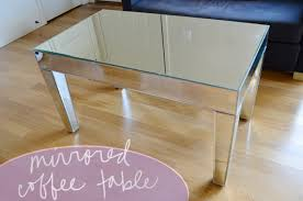 Target Console Tables Target Mirrored Table Nightstand Mesmerizing Mirrored Side Table