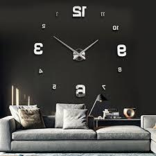 Wohnzimmer Wanduhren Modern Moderne Uhren Fr Die Wand Affordable Ams Wanduhr Funk Funkwanduhr