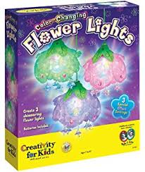 Amazoncom Creativity For Kids Color Changing Light LightUp - Color for kids room