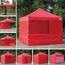 Uk Canopy Tent by 3 X 3m Enclosed Pop Up Canopy Commercial Shelter Backyard Gazebo