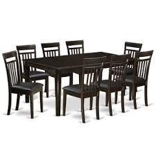 8 piece dining room set 9 piece dining sets you ll love wayfair