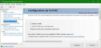 ecran bureau retourn gt72vr 6re how to activate g sync how to if it has 120hz display