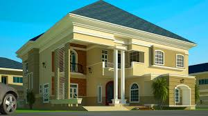6 bedroom duplex house plans in nigeria