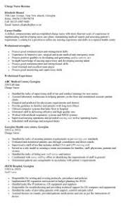 Resume For Charge Nurse 100 Resume Examples For Rn Resume Nurse Charge Nurse Resume