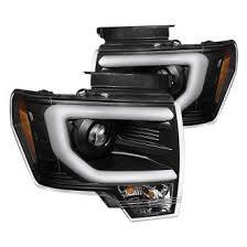2012 ford f150 projector headlights 2013 ford f 150 custom projector headlights carid com