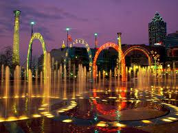 50 Best Restaurants In Atlanta Atlanta Magazine Fountains In Centennial Olympic Park Atlanta Georgia Oh