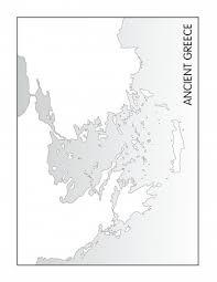 blank map of ancient greece homeschool printables downloads five j s homeschool