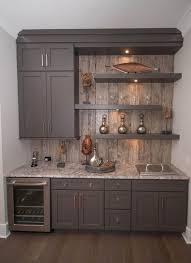 Basement Kitchen Bar Ideas Kitchen Bars Bar In Built Ideas The New Custom With Wine
