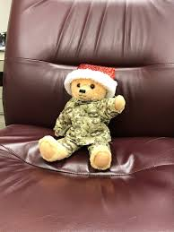 Bear On The Chair Rothco U0027s Camobloge December 2016