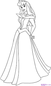 disney princess aurora coloring pages omeletta me