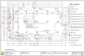 electrical plan 8 electrical mechanical and plumbing plan for the nkba ckbd exam