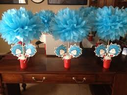 dr seuss centerpieces innovative ideas thing 1 and 2 baby shower decorations ingenious