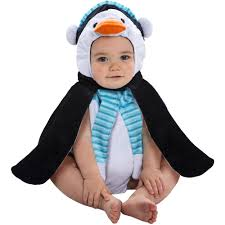 penguin bubble infant halloween dress up role play costume