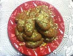 μελομακάρονα greek christmas cookies melomakarona αγάπα με αν