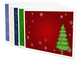 make printable christmas card with kids
