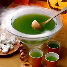 brew ha ha punch recipe punch lime drinks and dry ice