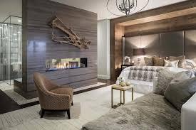 chambre contemporaine design 15 exemples d une chambre avec cheminée aux ambiances