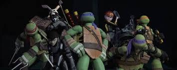 teenage mutant ninja turtles 2012 cast images