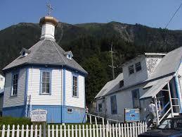 Church Converted To House by St Nicholas Russian Orthodox Church Juneau Alaska Wikipedia