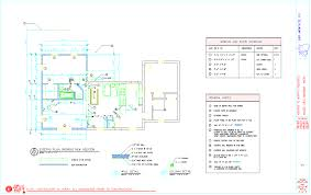 floor plan doors autocad sample drawings