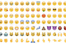 singing emoji emojis bring 17 higher interaction rates quintly research b u0026t