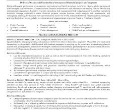 download sample project manager resume haadyaooverbayresort com