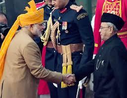 modi dress photos narendra modi dress for 67th republic day celebrations pm