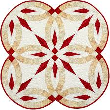 Star Table Red White U0026 Black Quilt Collection