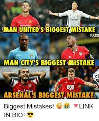 Funny Man Utd Memes - emirates man united biggest mistake azr man city s biggest mistake
