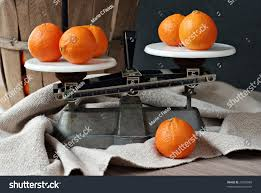 Vintage Kitchen Scales Classic Still Life Vintage Kitchen Scales Stock Photo 23658889