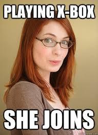 Awesome Girlfriend Meme - unbelievably awesome nerd girlfriend memes quickmeme