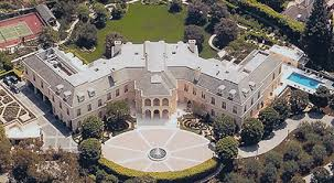 aaron spelling mansion floor plan most expensive home in u s sells for 85 million a 43 discount