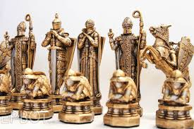 Metal Chess Set by Epbot My Harry Potter Wizards U0027 Chess Set Makeover