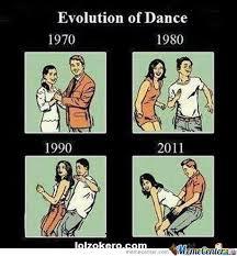 Meme Dance - evolution of dance by landeh meme center
