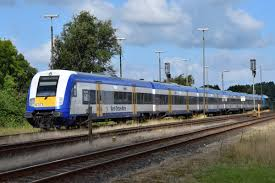 Husum Bad Bahnhof Husum Fotos Bahnbilder De