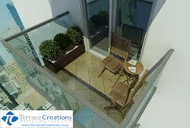 modern balcony planters balcony design izfurniture