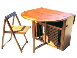 small folding desk image of best teak folding table small folding