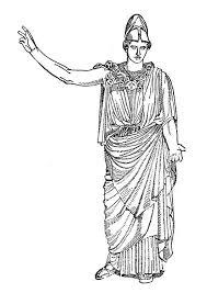 goddess artemis coloring pages hellokids com