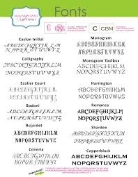 initial fonts for monogram initial fonts moco meri stylish cover