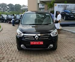 lodgy renault renault lodgy front india specification indian autos blog