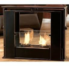 Portable Indoor Outdoor Fireplace by Brasa Avani Black Portable Fireplace Gilt Home Flame