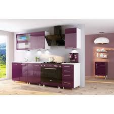 meuble de cuisine aubergine meuble cuisine aubergine pas cher ou d occasion sur priceminister