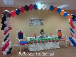 football themed baby shower baby shower football themed baby shower columns w arch