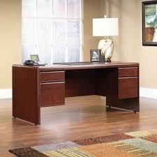 Executive Desk Office Furniture Cornerstone Executive Office Desk 404972 Sauder