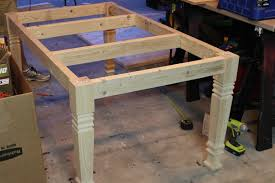 Free Diy Table Plans by Home Design Good Looking Homemade Table Plans Simple Free Diy
